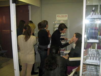 photo beauty day - PURITY makes up your christmas! ELIXIR 22.12.2012